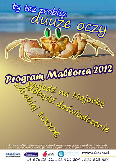 Program Mallorca 2012